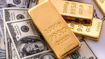 Altın artan tahvil faizleriyle sert düştü