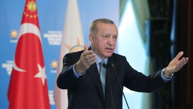 Cumhurbaşkanı Erdoğan'dan zincir marketlere yönelik açıklama