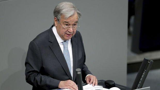 BM, Kıbrıs için gayri resmi toplantı planlıyor