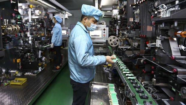 Çin'de resmi PMI'da tatil etkisi