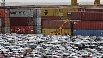 Almanya'nın İngiltere'ye ihracatında Brexit etkisiyle Oca...
