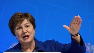 Georgieva: G20'den yeni bir SDR tahsisi üzerinde çalışmak...