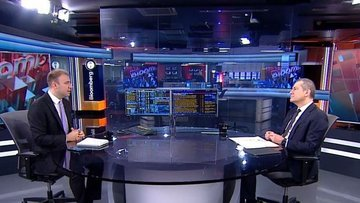 Akbank GM Binbaşgil Bloomberg HT'ye konuk oldu
