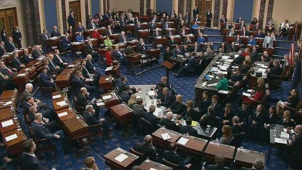 ABD Senatosu'ndaki destek paketi oylamasına geri sayım