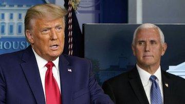 Trump 2024 seçimine Pence'siz girmeyi planlıyor