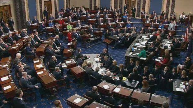 Biden'ın Kovid-19 yardım paketi ABD Senatosu'nda onaylandı