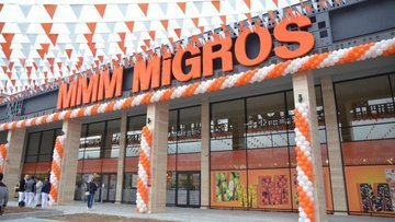 EBRD Migros'a kredi sağladı