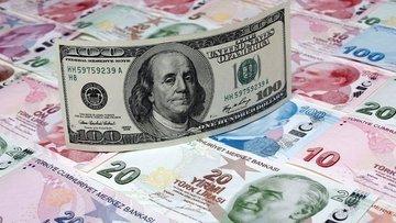Dolar/TL'de yükseliş yüzde 2'ye ulaştı