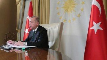 Erdoğan-Johnson görüşmesinde ticaret ve turizm gündemi