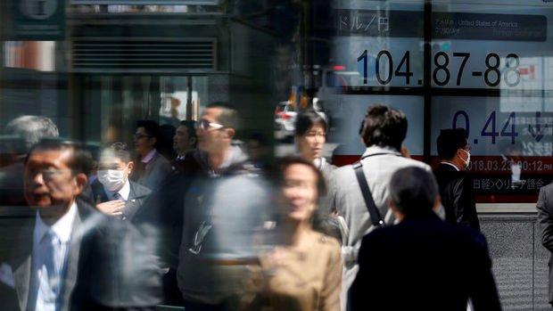 Japonya 2020'nin son çeyreğinde çift haneli büyüdü