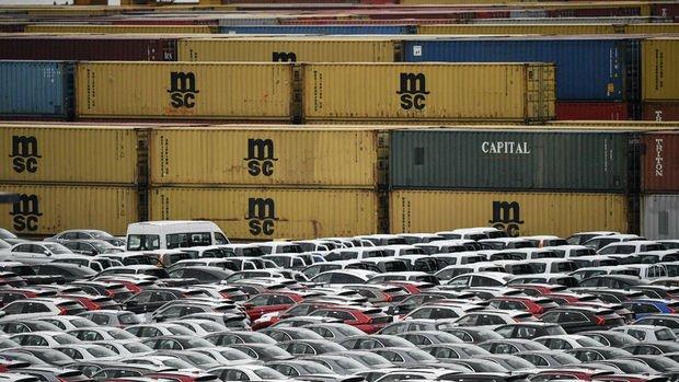 Almanya'nın ticaret fazlası Ocak'ta daraldı