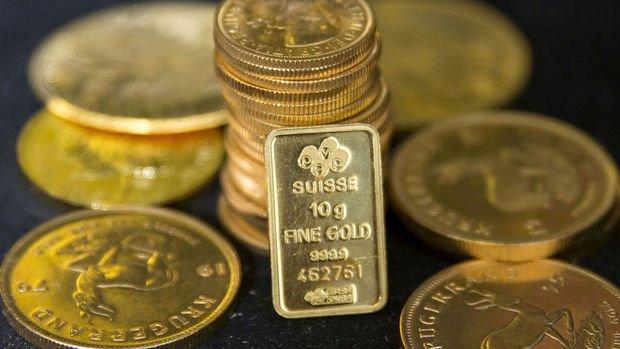 Altın zayıflayan dolar sonrası durağan