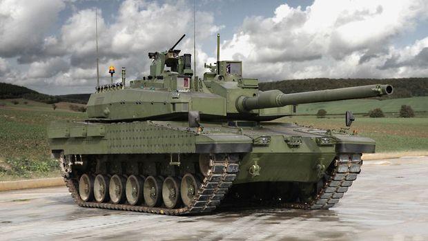 Altay tankında BMC rotayı Güney Kore'ye çevirdi