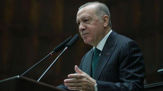 Erdoğan'dan rezerv yorumu: Kaybolan bir şey yok