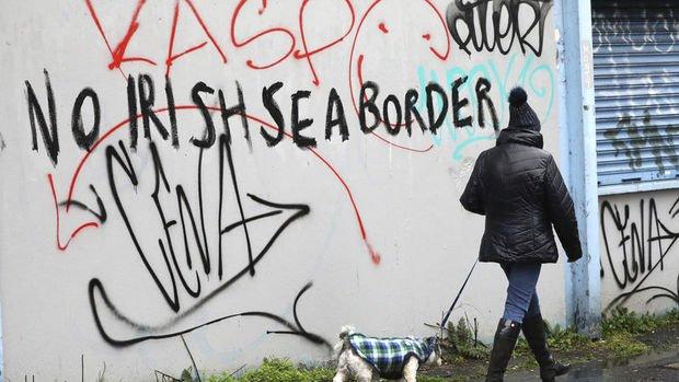 Brexit sonrası sınır gerginliği artıyor