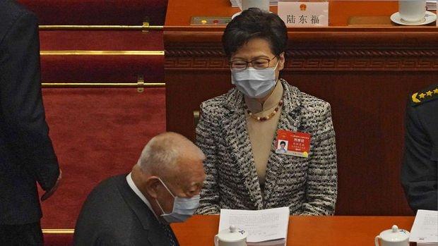 Çin Hong Kong seçimlerine ilişkin düzenlemeyi kabul etti