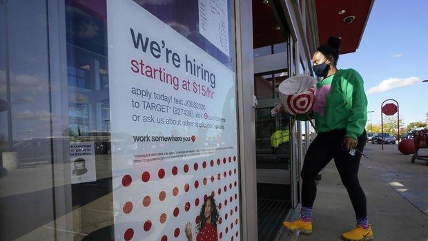 ABD'de işsizlik maaşı başvuruları Kasım'dan beri en düşük seviyeye indi