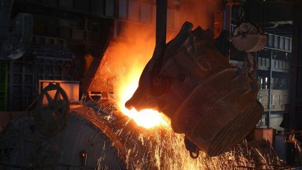 Sanayi üretimi Ocak'ta beklentiyi aştı
