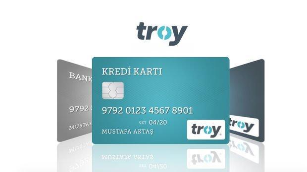 Türkiye'nin Ödeme Yöntemi TROY ayrı bir şirket oluyor