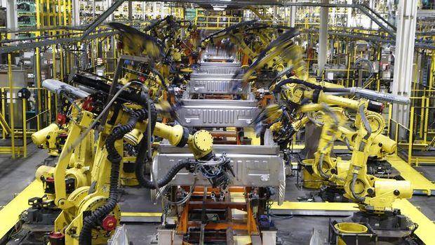 Otomotiv üretimi Şubat'ta geriledi