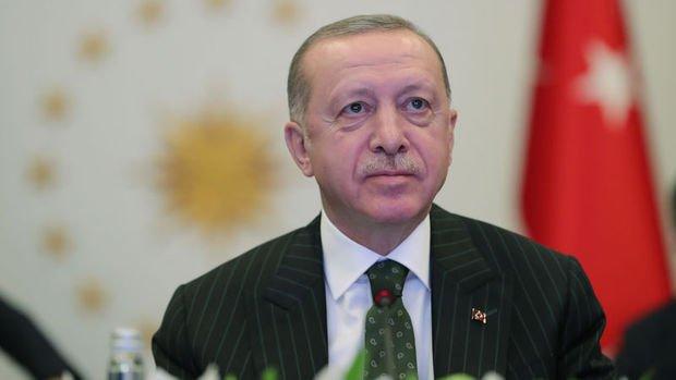 Erdoğan: Batı, Türkiye'nin Suriye'deki iç savaşı bitirme çabasına yardım etmeli