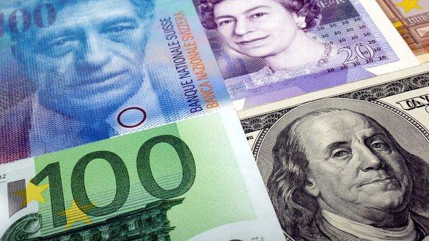 Özel sektörün yurt dışı kredi borcu Ocak'ta geriledi