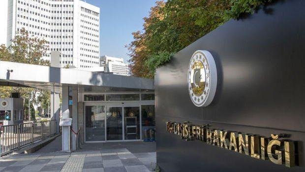 Dışişleri Bakanlığı'ndan ABD'ye HDP cevabı