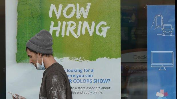 ABD'de işsizlik maaşı başvuruları 1 ayın zirvesinde
