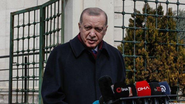 Erdoğan: AB ile beklentileri karşılıklı ele alma fırsatı bulacağız