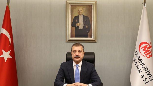 TCMB Başkanı bankacılarla ilk toplantısında üç mesaj verdi