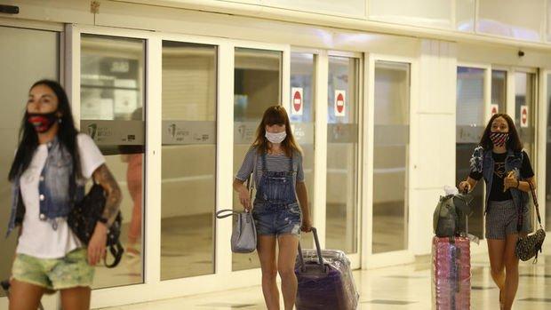 Yabancı ziyaretçi sayısı Şubat'ta geriledi