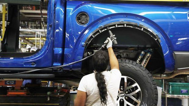 ABD'de imalat aktivitesi Mart'ta toparlandı