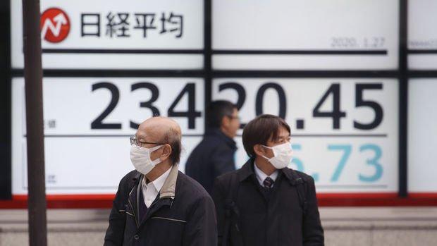 Asya borsaları son işlem gününde toparlandı