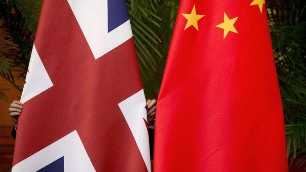 Çin'den İngiltere'ye 'Uygur' yaptırımları