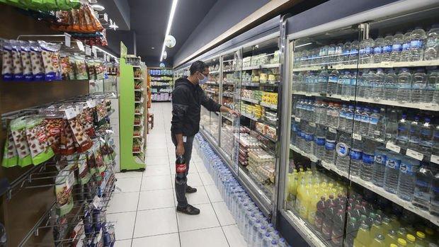 Türk-İş verisi gıda enflasyonunda yavaşlamaya işaret etti