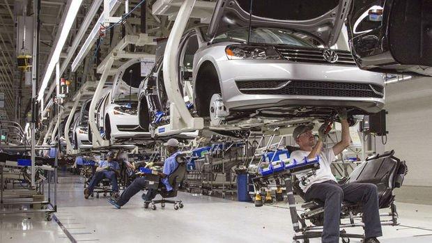 Almanya'da iş dünyası görünümü 2 yılın zirvesinde