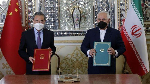 Çin ve İran arasında tarihi anlaşma