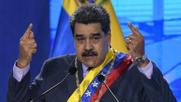 Facebook Maduro'nun hesabını dondurdu
