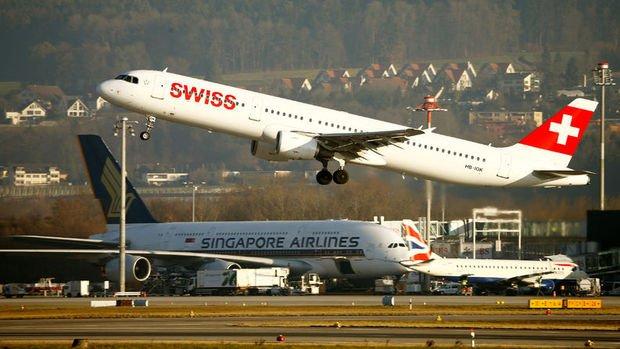 Lufthansa'nın İsviçre birimi ek işten çıkarma yapabilir