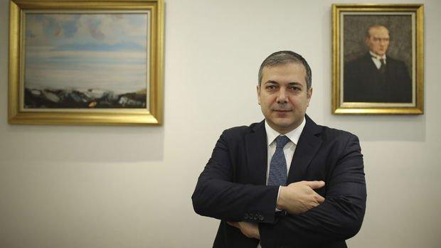 TCMB Başkan Yardımcısı Çetinkaya görevden alındı