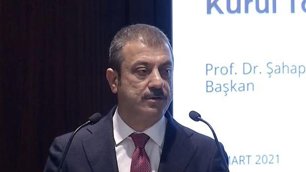 Kavcıoğlu: Faizi enflasyon üzerinde oluşturmaya devam edeceğiz