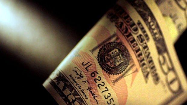 Dış borç stokunun milli gelire oranı 2020'de rekor seviyeye yükseldi