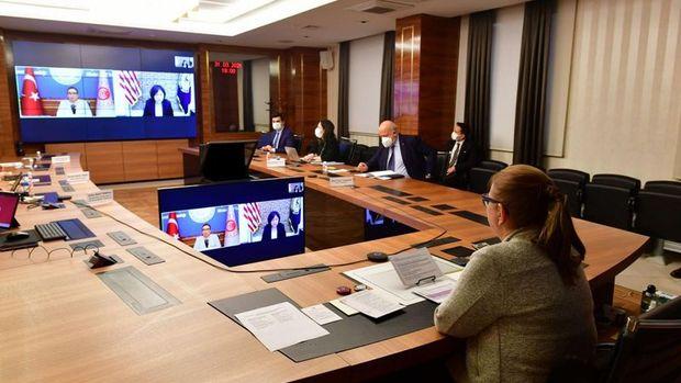 Pekcan, ABD Ticaret Temsilcisi ile dijital vergileri görüştü