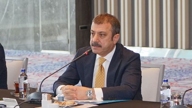 Kavcıoğlu: Yüksek enflasyon ve beklentiler sıkı duruş gerektiriyor