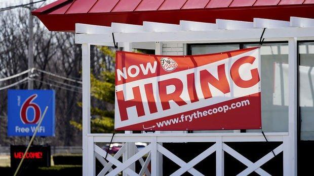 ABD işsizlik maaşı başvurularında sürpriz yükseliş