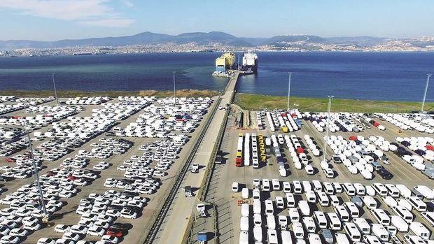 Otomotiv ihracatı Mart'ta %40 arttı