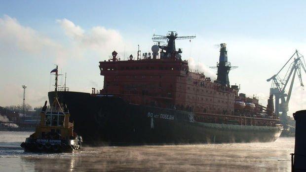 Türk şirket, Rus Atomflot için yüzer liman yapacak