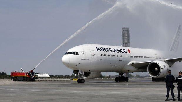 AB Komisyonu Air France kurtarma paketini onayladı