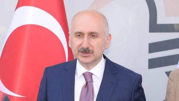 Bakan Karaismailoğlu: Türksat 5B dördüncü çeyrekte uzaya fırlatılacak