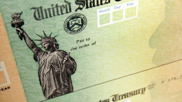 ABD'de Biden yönetimi 150 milyondan fazla yardım çeki dağıttı